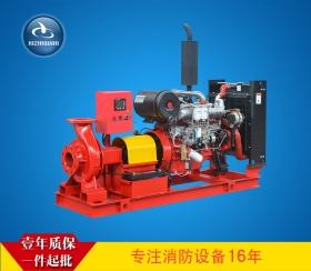 上海喜之泉3CF認xian)BC-IS柴(chai)油機消防泵(beng)