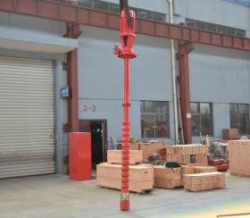 長(chang)軸柴(chai)油機消防泵(beng)