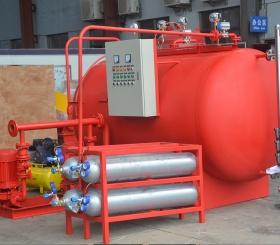 上海喜之泉3CF認xian)XZQ型消防氣體頂壓(ya)設備